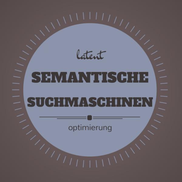 Latent Semantische Suchmaschinenoptimierung – LSO