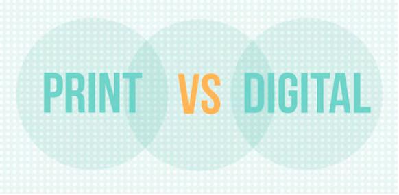 Zeitungen im Internetzeitalter: PRINT vs. ONLINE
